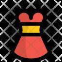 Strap Dress Icon