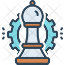 Strategic Tactical Strategical Icon
