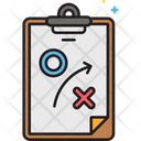 Strategic plan Icon
