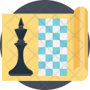 Strategy Chess Bishop Icon