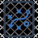 Strategic planning Icon