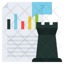 Strategic Planning Business Strategy Business Plan Icon