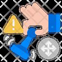Strategic Risk Icon