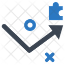 Strategic solution Icon