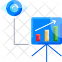 Strategic Visionm Strategic Vision Goal Icon