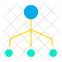 Strategy Structure Architecture Icon