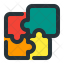 Strategy Puzzle Tactic Icon