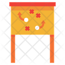 Strategy Game Strategy Presentation Board Icon