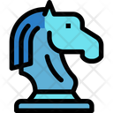 Strategy Horse Chess Icon