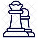 Strategy Chess Figure Icon