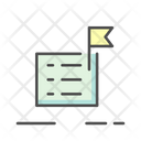 Strategy Solution Concept Icon