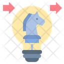 Strategy Tactic Planning Icon