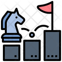 Strategy Planning Competition Icon