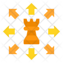 Chess Chess Piece Strategy Icon