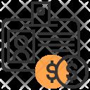 Strategy Card Analysis Icon