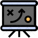 Seo Board Strategy Icon