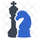 Chess Strategy Plan Icon