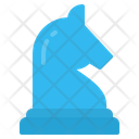 Chess Strategy Knight Icon