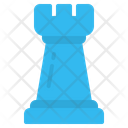 Strategy Chess Rook Icon