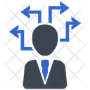 Solution Strategy Planing Icon
