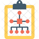 Strategy Hierarchy Structure Icon