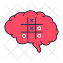 Strategy Plan Brain Icon