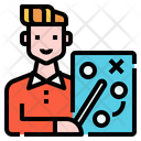 Strategy Planning Instructions Icon