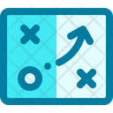 Strategy Project Management Solution Icon