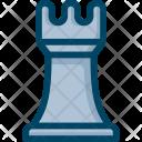 Seo Strategy Chess Icon