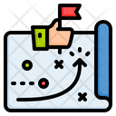 Strategy Planning Plan Icon
