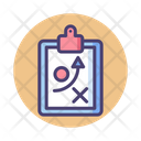 Strategy Player Strategy Plan Icon