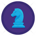 Strategy Knight Chess Icon