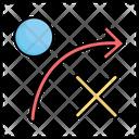 Game Plan Strategy Icon