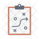 Strategy Planning Tactic Icon