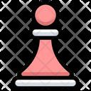 Strategy Pawn Chess Icon