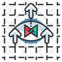 Strategy Strategic Grid Icon