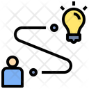 Strategy Achievement Success Icon
