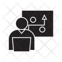 Strategy Solution Planning Icon