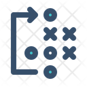 Strategy Plan Formation Icon