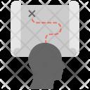 Strategy Plan Scheme Icon