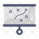 Strategy Tactics Tactical Planning Icon