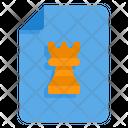 Strategy Chess Plan Icon