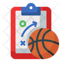 Strategy Tactics Clipboard Icon