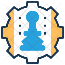 Strategy Cog Preferences Icon