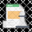 Strategy Design Coding Icon