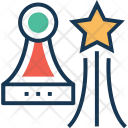 Strategy Ranking Rating Icon