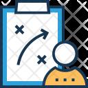 Strategy Seo Tic Icon