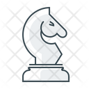 Chess Chess Figure Horse Icon