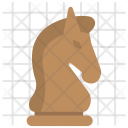 Strategy Concept Knight Icon
