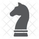 Horse Chess Strategy Icon